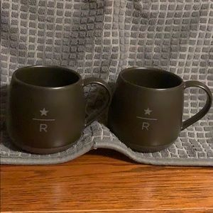 Starbucks 2020 Reserve Mug Bundle Collection Set